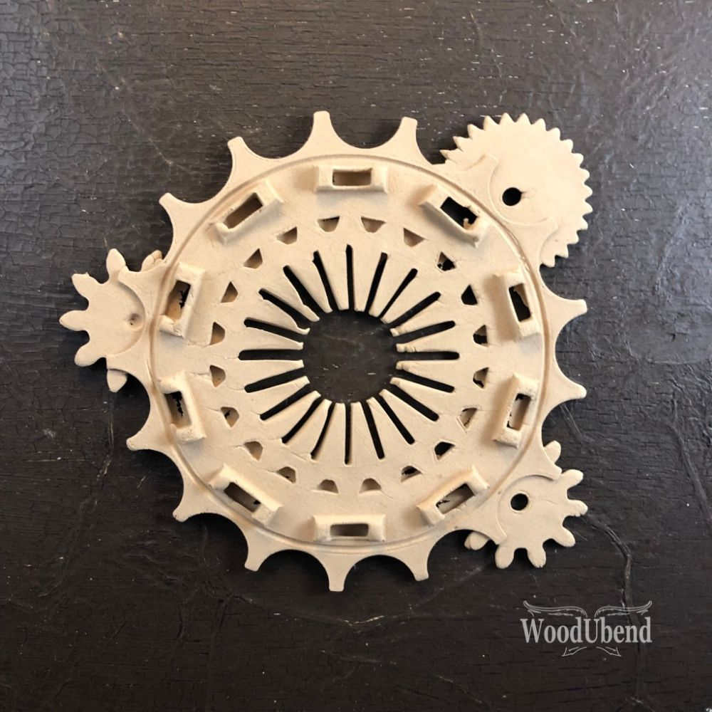 WoodUbend mouldings. Furniture embellishments and appliques.