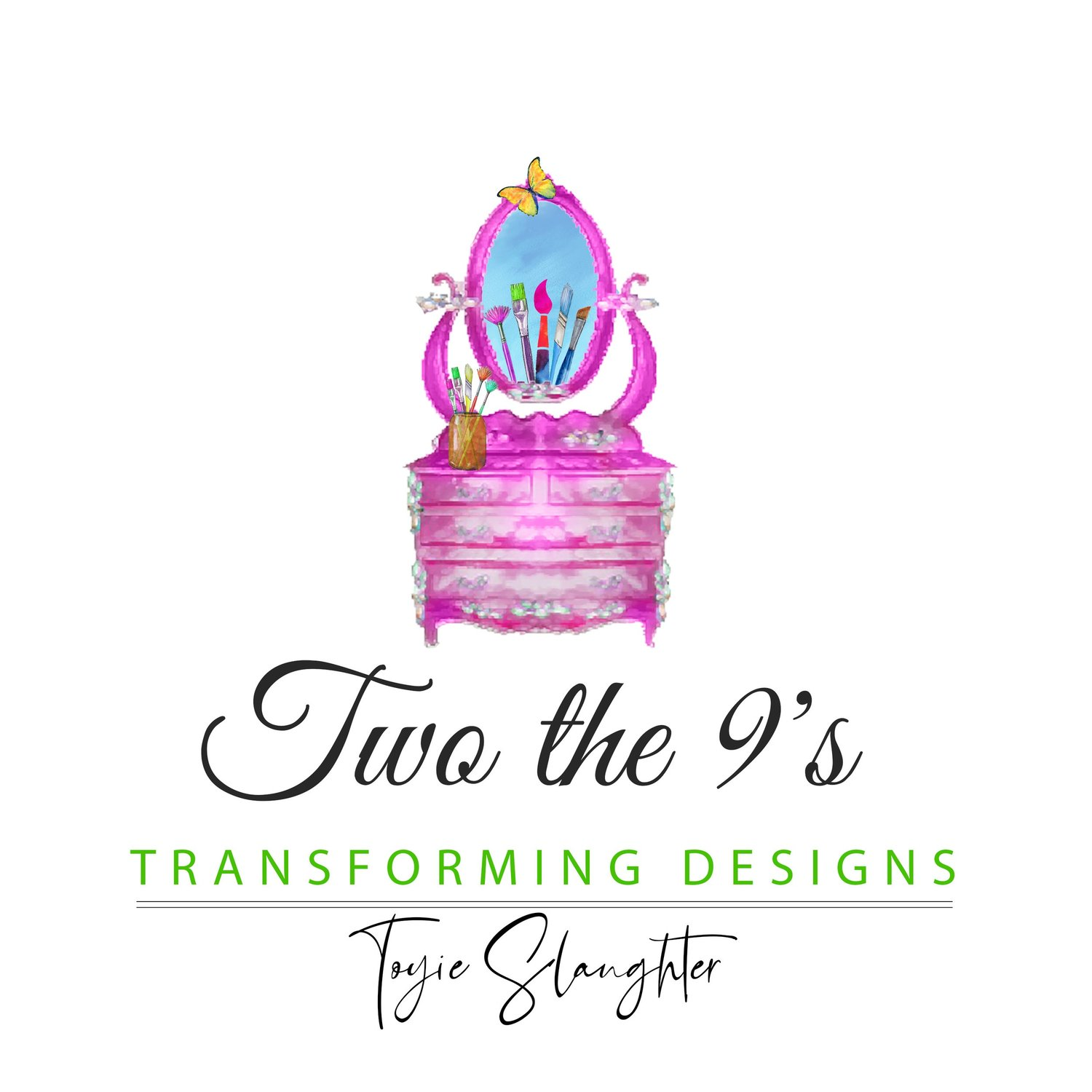 Two the 9s-Transforming Designs