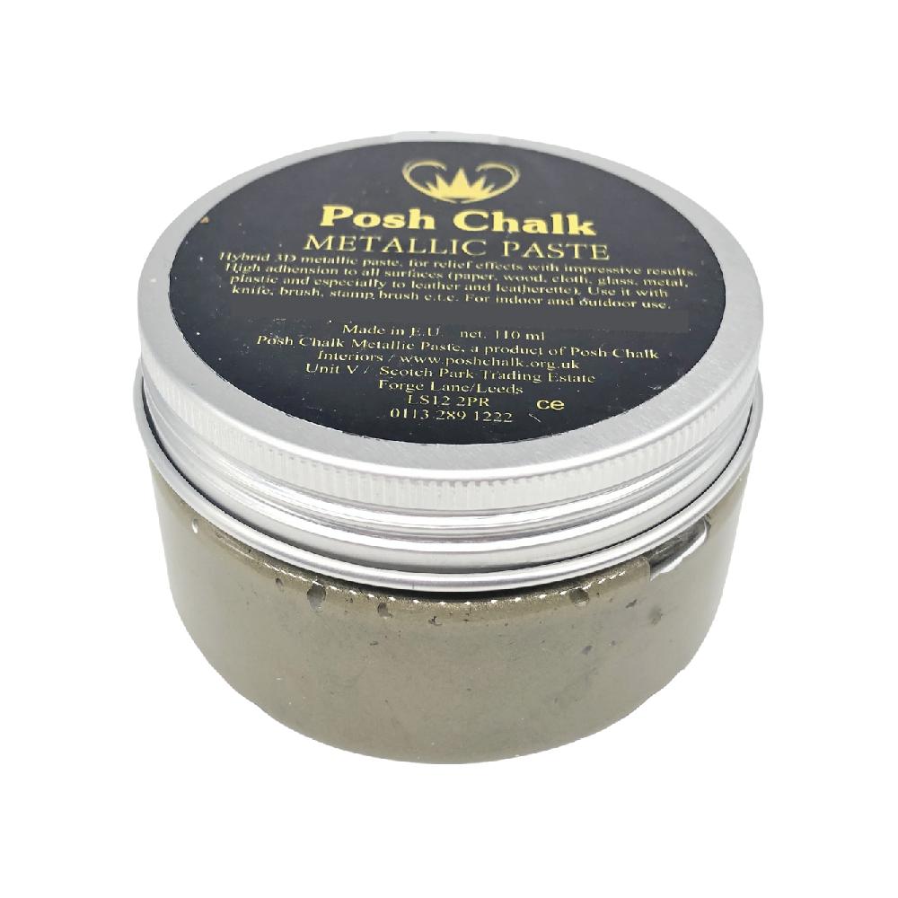 Green Bronze Posh Chalk Metallic Paste