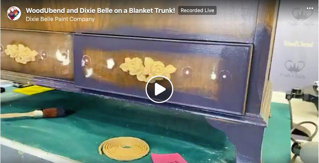 Blanket Box Upcycle Episode 1