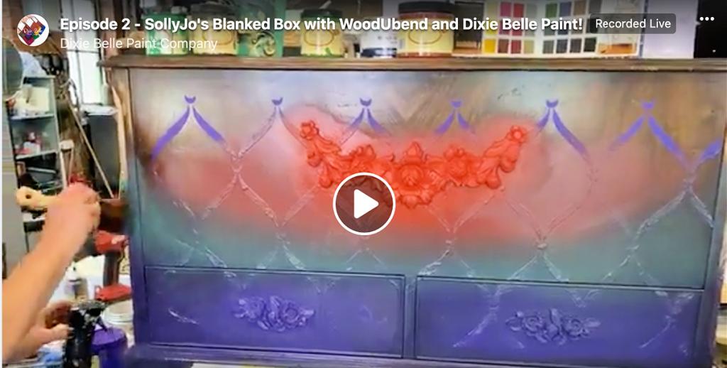 Blanket Box Upcycle Episode 2