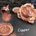 Posh Chalk Pigment Copper + Rose Moulding