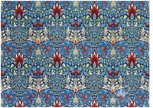 Posh Chalk Deluxe Decoupage -Victorian Pattern